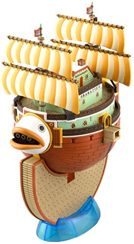 Bandai Hobby #10 Grand Ship Collection Baratie One Piece Model Kit