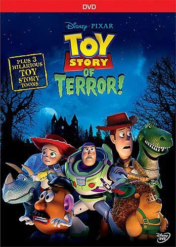 Filme Terror Halloween (Toy Story of Terror)