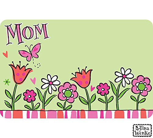 burton+BURTON A Mothers Whimsy Happy Mother's Day Enclosure Cards, Pack of 50 ()