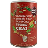 one&only Spiced Chai Powder, 1er Pack (1 x 250 g)