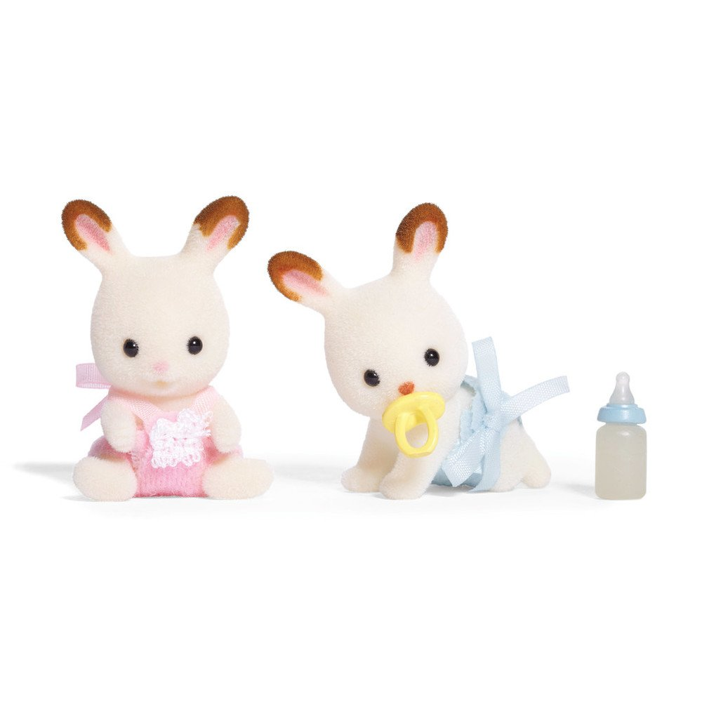 Calico Critters Hopscotch Rabbit Twins CC1643