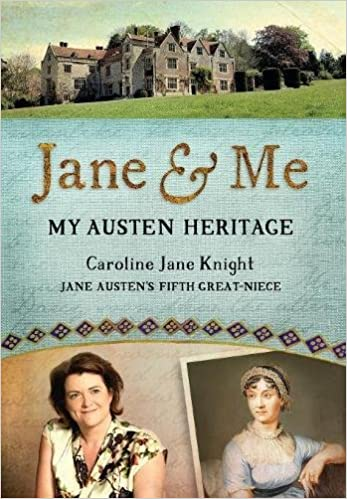 Image result for Jane &Me My Austen heritage by Caroline Jane Knight