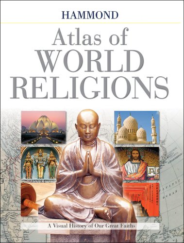 Hammond Atlas of World Religions (Hammond World Atlas)