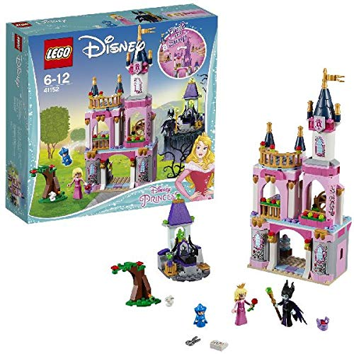 Lego Princess 41152 Sleeping Beauty39;s Fairytale - Beauty Sleeping Castle