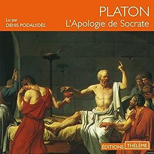 L'Apologie de Socrate Audiobook