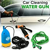 Maharsh new Upgraded version & Impressive Portable High Pressure Automatic Car/Bike Washer High Quality