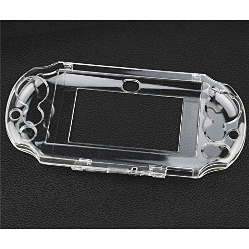 For Sony PS Vita PSV Slim 2000 Crystal Clear Protect Hard Guard Shell Cover Skin Case