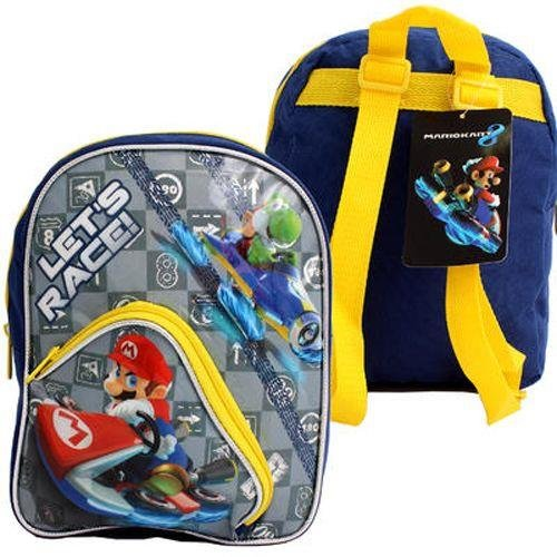 Price comparison product image MARIO KART 8 MINI BACKPACK 10 INCH BACKPACK,  Case of 12