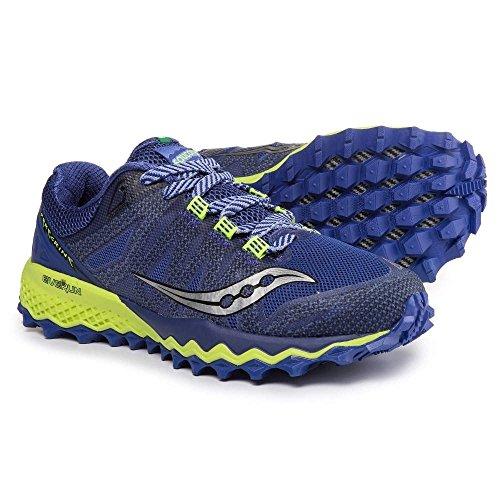 (サッカニー) Saucony レディース ランニング?ウォーキング シューズ?靴 Peregrine 7 Trail Running Shoes [並行輸入品]