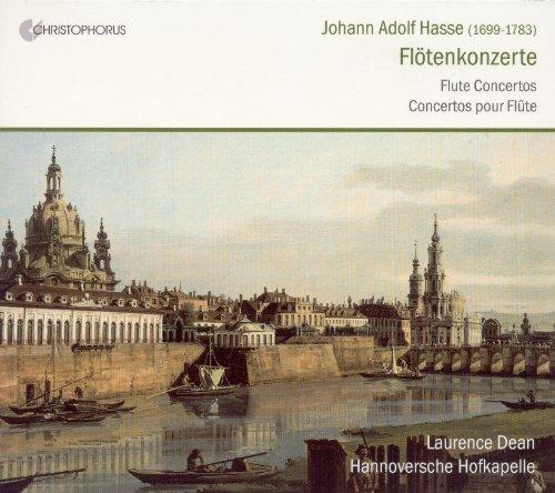Hasse, J.A.: Trio Sonatas, Op. 2, Nos. 1 and 3 / Flute Concertos / Sinfonia A 5