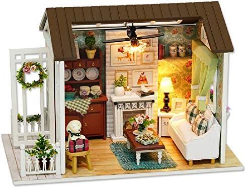 10X Dollhouse Miniature Box Christmas Dollhouse Decoration Gift Toy B Kw TOCA