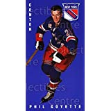 Phil Goyette Hockey Card 1994 Parkhurst Tall Boys 64-65 #105 Phil Goyette