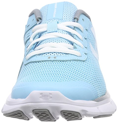 Bleu Speed Armour Course Sky Gris UK Chaussures de UA Blue W G Femme Swift Under Micro OfXXB