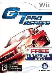 GT Pro Series (with wheel) - Nintendo Wii