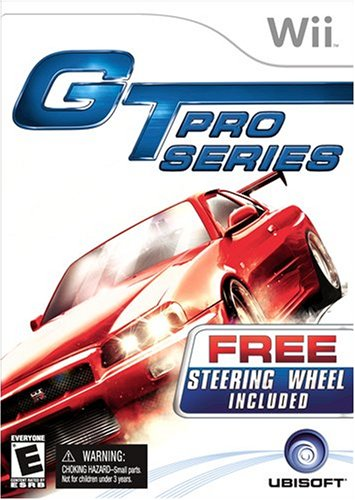 GT Pro Series (with wheel) - Nintendo Wii