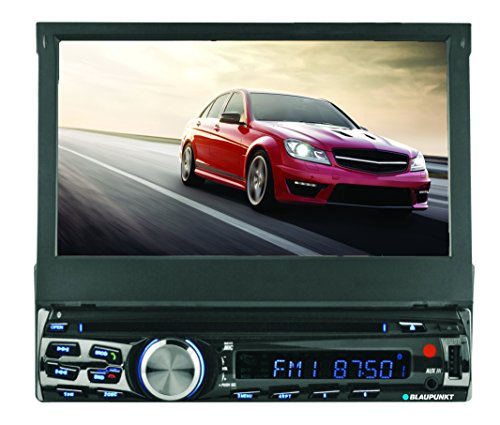 Blaupunkt 7-Inch Touch Screen Multimedia Receiver with Bluetooth (BP358/AUSTIN 440)