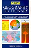 Philip's Geography Dictionary, , 0540078247
