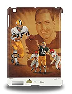 Premium Protection NFL Green Bay Packers Bart Starr #15 Case Cover For Ipad Air Retail Packaging ( Custom Picture iPhone 6, iPhone 6 PLUS, iPhone 5, iPhone 5S, iPhone 5C, iPhone 4, iPhone 4S,Galaxy S6,Galaxy S5,Galaxy S4,Galaxy S3,Note 3,iPad Mini-Mini 2,iPad Air )