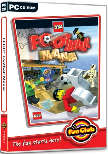 Lego football mania (PC) (UK)