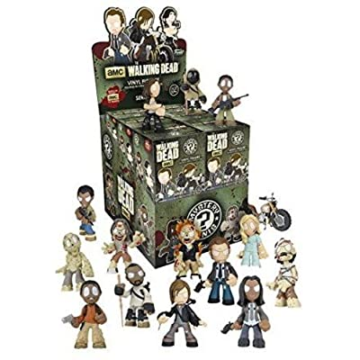 Funko Mystery Mini: Walking Dead Series 4 - One Mystery Figure: Funko Mystery Minis:: Toys & Games