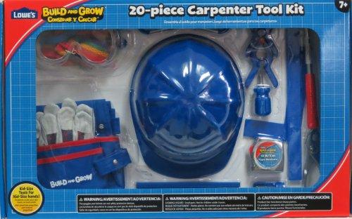 Lowe s Build Grow 20 Pc Carpenter Tool Kit