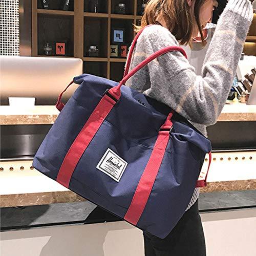 Dames Crossbody CHENGYI Toile Mode Voyage Bleu Messenger Casual Bagages Bag Épaule Sacs 1OqwrzOxt