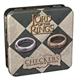 : USAopoly: Lord of the Rings Checkers Collector's Edition