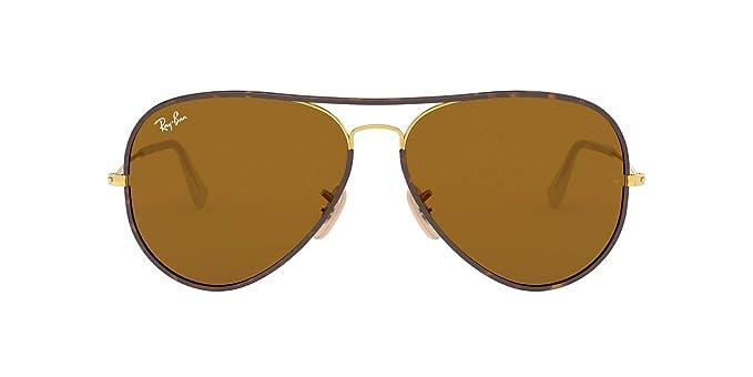 Amazon.com: Ray-Ban Aviator - Gafas de sol para hombre, M ...