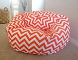 Aart Cheetah Pattern Bean Bag XXXL With Bean, Provides Ultimate Comfort, Great For Any Room And Office Use