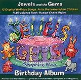 : Sapphire Blue Birthday Album