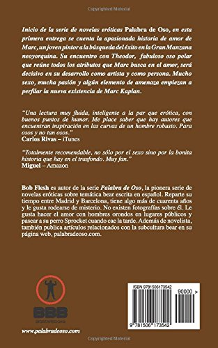 Todo empieza en Nueva York (Palabra de Oso) (Volume 1) (Spanish Edition): Bob Flesh: 9781506173542: Amazon.com: Books