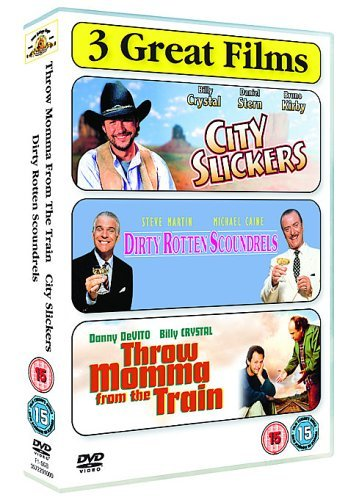 City Slickers/Dirty Rotten Scoundrels/Throw Momma From The ...
