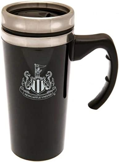 Newcastle United FC Official Soccer Travel Mug