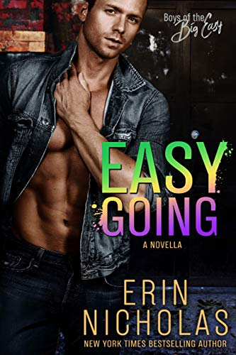Big Magic - Easy Going (a Boys of the Big Easy novella)