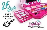 My First Makeup Set, Girls Makeup Kit, Fold Out