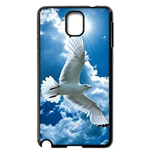 White Dove Use Your Own Image Phone Case for Samsung Galaxy Note 3 N9000,customized case cover ygtg584194