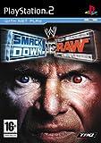 WWE SmackDown Vs Raw Black Label Sony Playstation 2