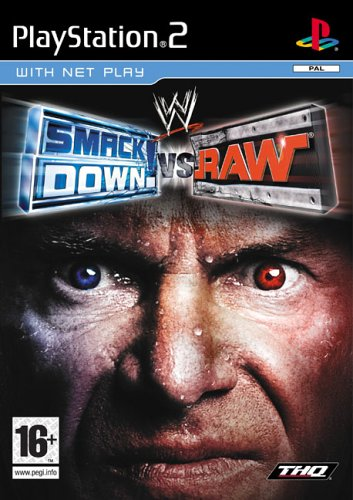WWE SmackDown! vs. Raw (PS2, 2004) THQ