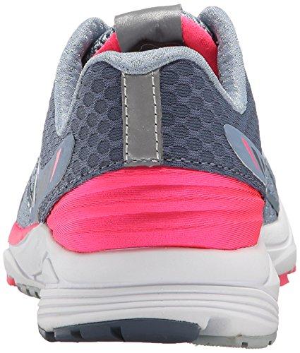 Balance New Da Pace Grey Larga pink Sintetico Scarpa Corsa dxqTxRn