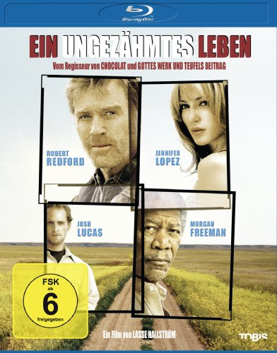 An Unfinished Life ( Ein ungezähmtes Leben ) [ Blu-Ray, Reg.A/B/C Import - Germany ]