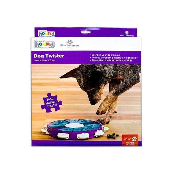 Nina Ottosson Dog Twister Activity Toy 5
