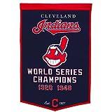 Winning Streak MLB Cleveland Indians Dynasty Banner