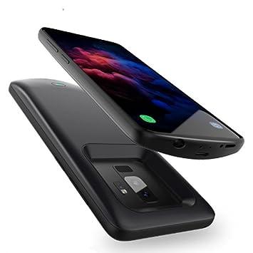 NOVPEAK Funda Bateria Galaxy S9 4200mAh Batería Externa ...