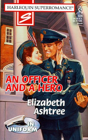 book cover of An Officer and a Hero