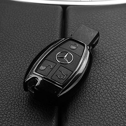 Auto Schlüssel Cover Hülle Für Mercedes Benz Funk Elektronik
