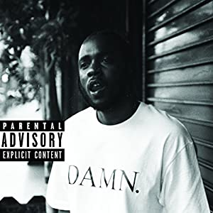 DAMN. COLLECTORS EDITION. [LP][Clear]