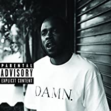 DAMN. COLLECTORS EDITION. [2 LP][Clear]