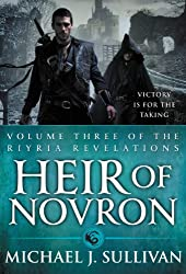 Heir of Novron (Riyria Revelations box set Book 3)