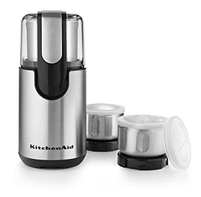 KitchenAid BCG211OB Coffee & Spice Grinder Combo