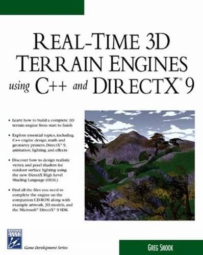 Real-Time 3D Terrain Engines Using C++ and DirectX 9 (Game Development Series) by Cengage Learning
